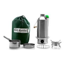 Zestaw Kelly Kettle BASIC Base Camp 1,6L Stalowy
