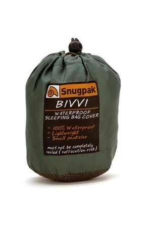 Bivvi Bag Extra Long - SNUGPAK - Olive