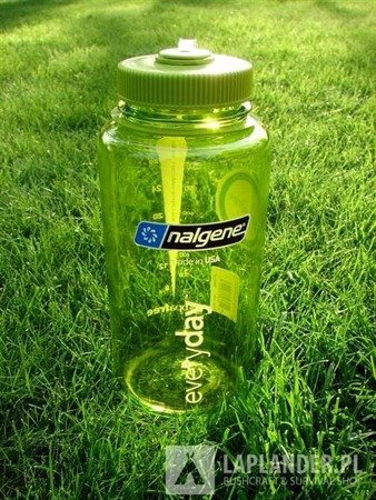 Butelka Bidon Nalgene Everyday 1L Widemouth - Spring Green