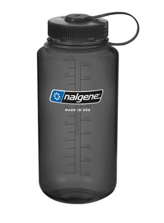 Butelka Bidon Nalgene Everyday 1L Widemouth - Dark Gray