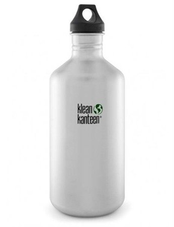 Butelka Klean Kanteen Classic 1900 ml Brushed Stainless