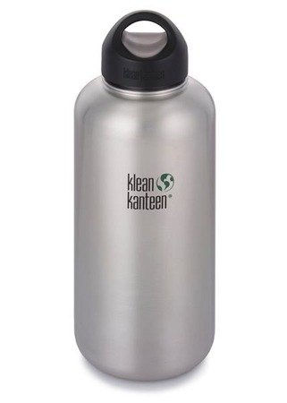 Butelka Klean Kanteen Wide 1900 ml Brushed Stainless