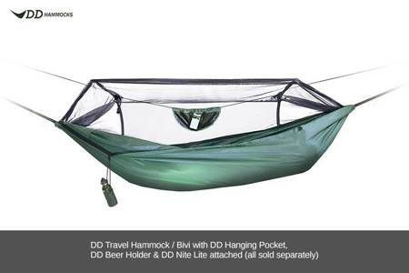 Hamak DD Hammocks Travel Bivi - Olive