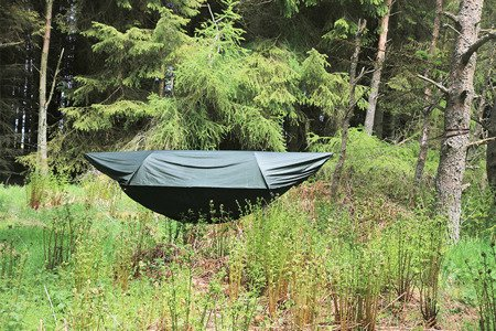 Hamak modularny DD Hammocks Superlight Jungle - Olive