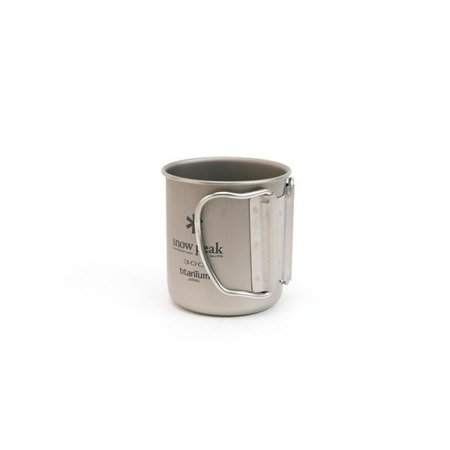 Kubek tytanowy - Snow Peak Titanium Single Mug 300