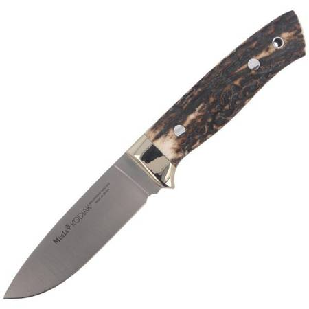Muela myśliwski Full Tang Knife Deer Stag 100mm (KODIAK-10A)