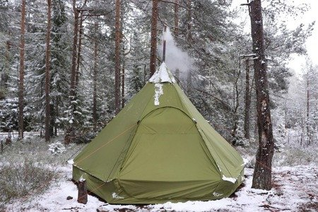 Namiot Tipi - Gstove Nature View Tipi 7-9 Hexagon