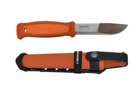 Nóż Mora Kansbol Multi Mount Burnt Orange - Morakniv