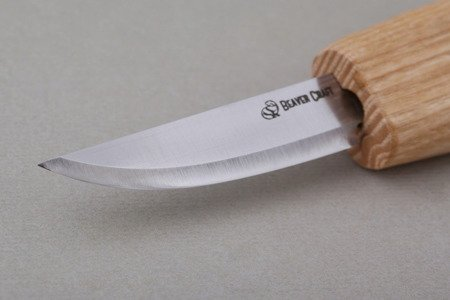 Nóż do rzeźbienia - BeaverCraft Small Whittling Knife