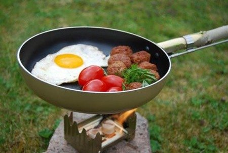 Patelnia składana - Non Stick Frying Pan - Eagle Products
