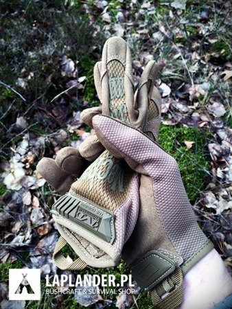 Rękawice Mechanix Wear The Original - Coyote