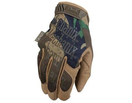 Rękawice Mechanix Wear The Original - Woodland New