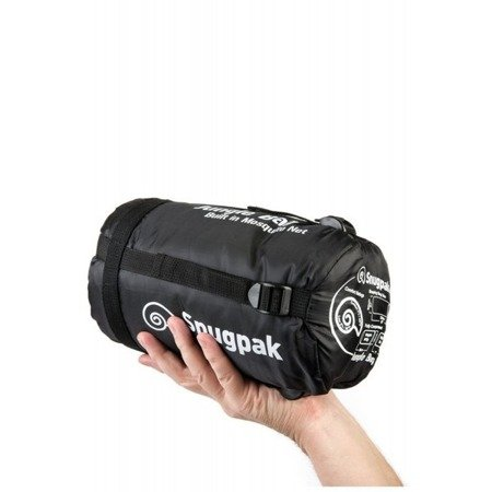 Śpiwór Jungle Bag - SNUGPAK - Black