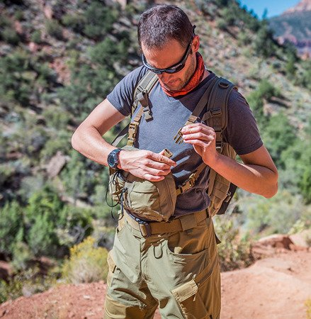 Torba Helikon Numbat Chest Pack - Coyot Brown
