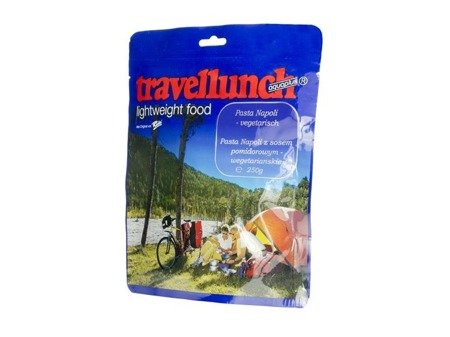 Travellunch - Pasta Bolognese z wołowiną - 125g