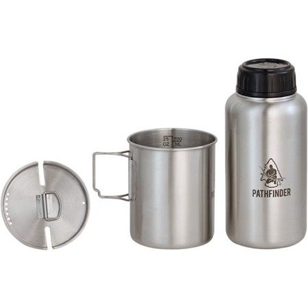 Zestaw Pathfinder Bottle & Nesting Cup Set