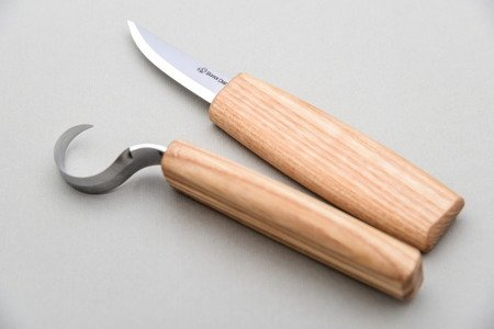 Zestaw noży do rzeźbienia - BeaverCraft S01 - Spoon Carving Tool Set